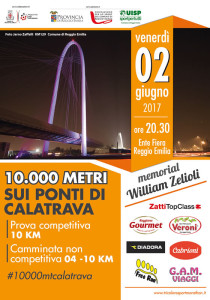 Volantino Calatrava 2017
