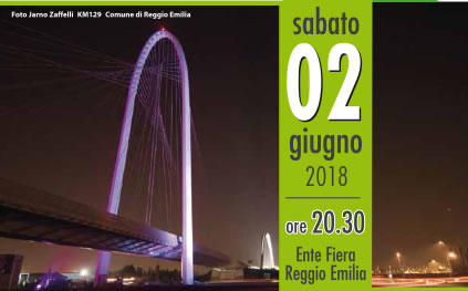 10000 metri sui ponti di Calatrava