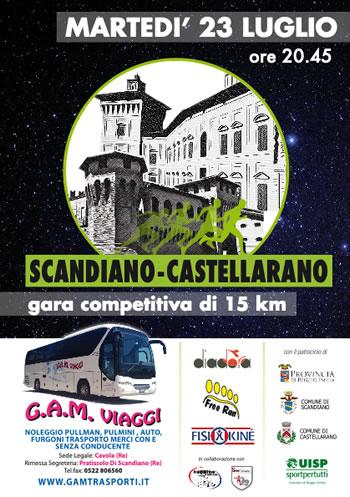 scandiano castellarano 2019