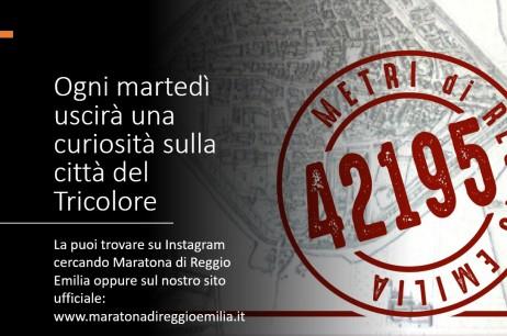 42195 METRI DI REGGIO EMILIA